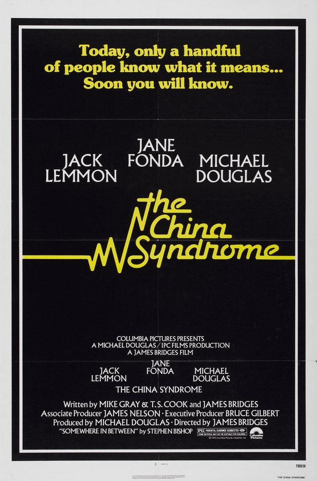 Le syndrome chinois - affiche