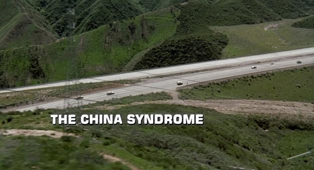 Le syndrome chinois - générique