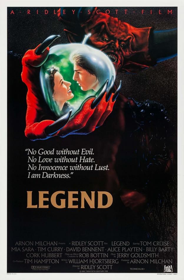 Legend - affiche