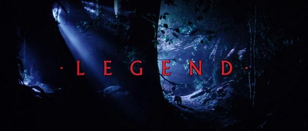 Legend - générique