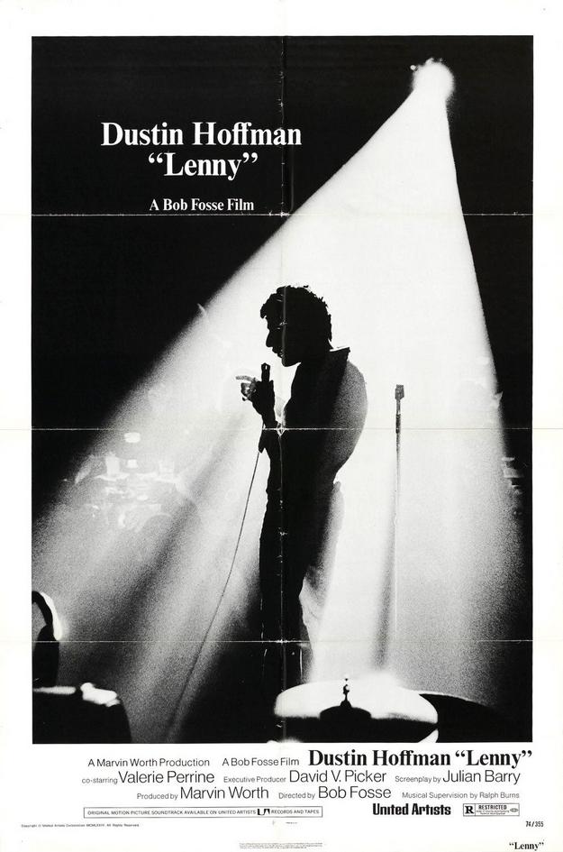 Lenny - affiche