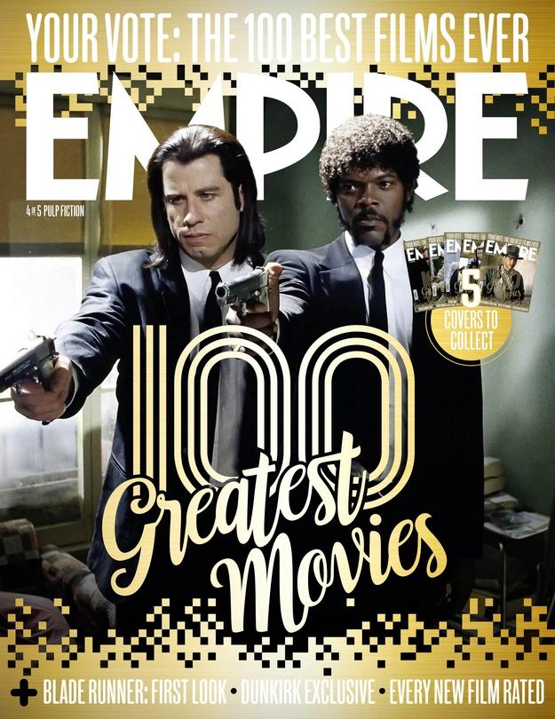 Les 100 meilleurs films américains des années 90