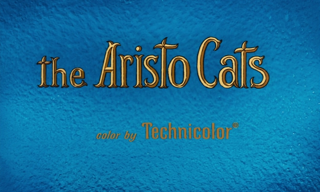 Les Aristochats - générique