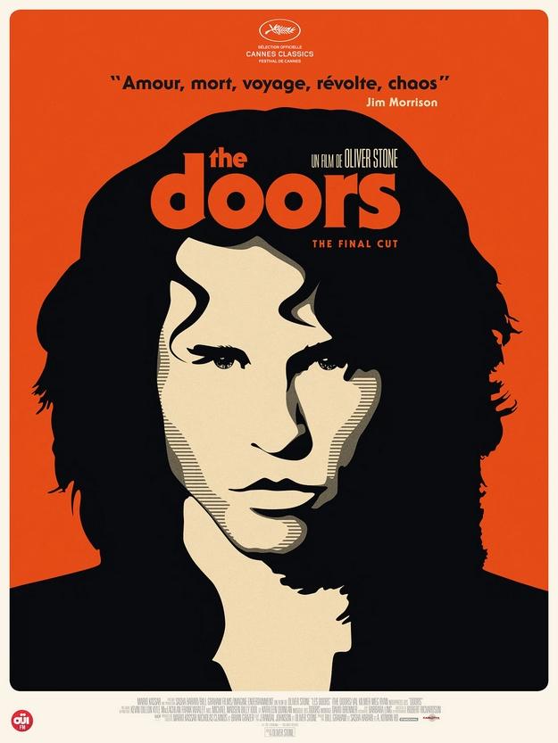 Les Doors - affiche