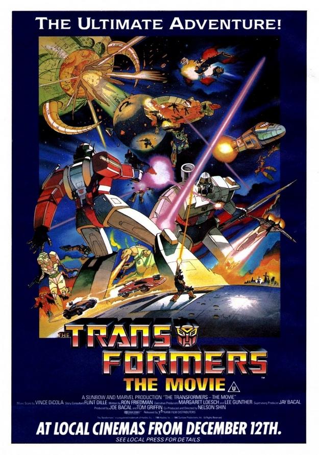 Les Transformers le film - affiche 2