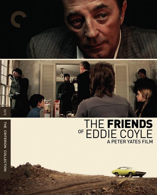 Les copains d'Eddie Coyle - The Criterion Collection