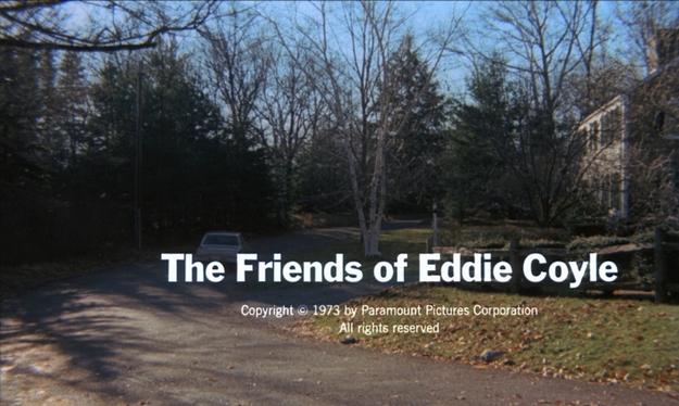 Les copains d'Eddie Coyle - générique