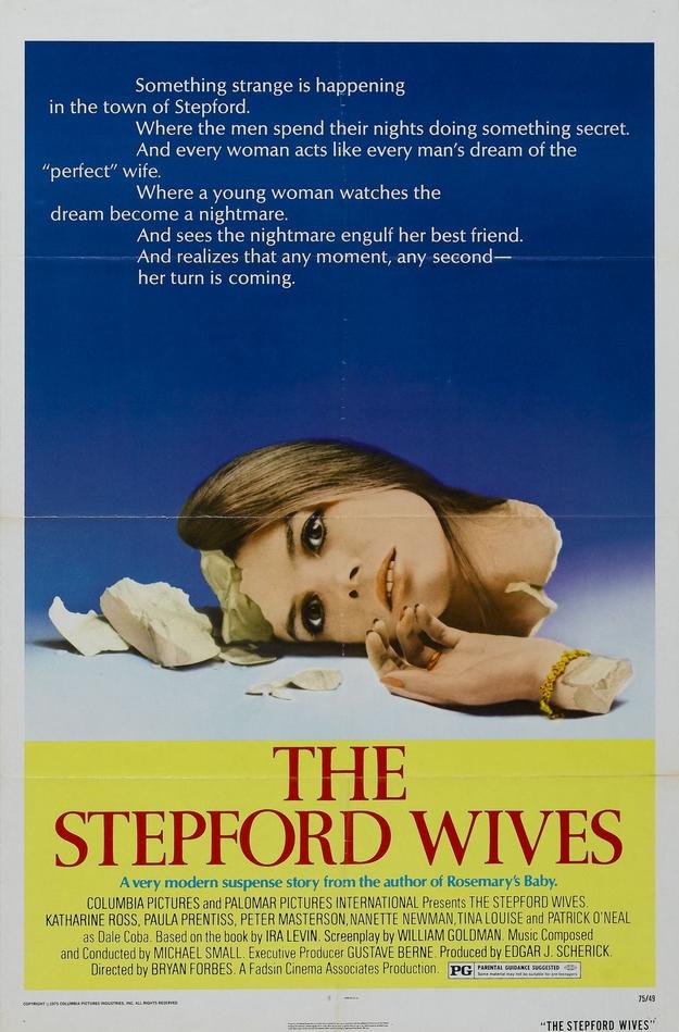 Les femmes de Stepford - affiche