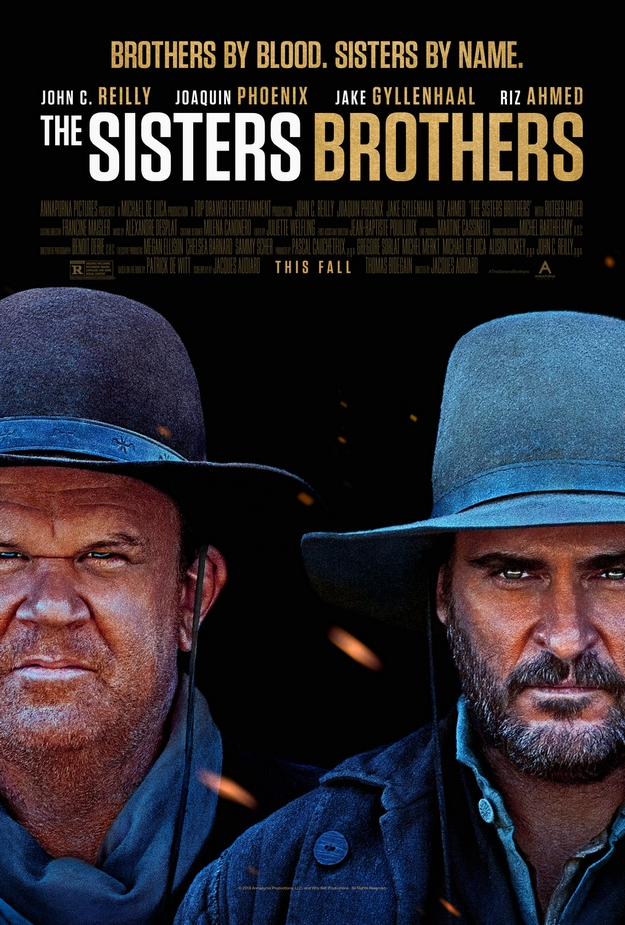Les frères Sisters - affiche