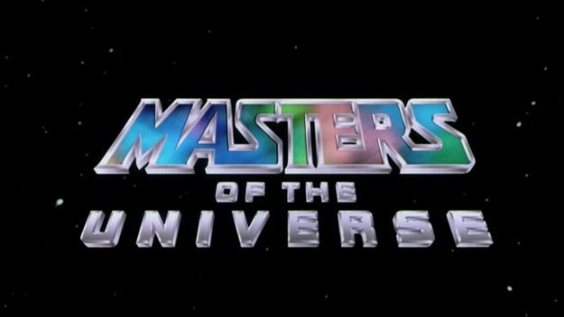 Les maîtres de l'univers - générique