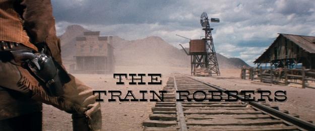 Les voleurs de trains - générique