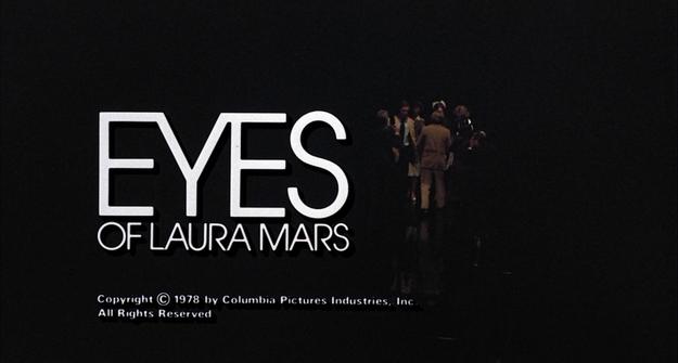 Les yeux de Laura Mars - générique