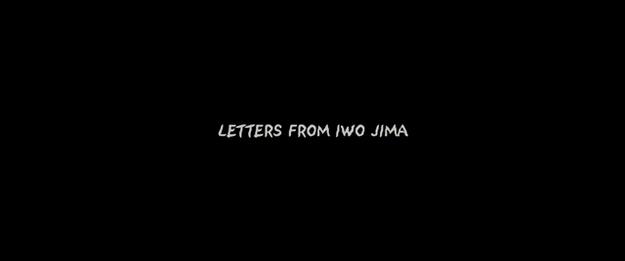 Lettres d'Iwo Jima - générique