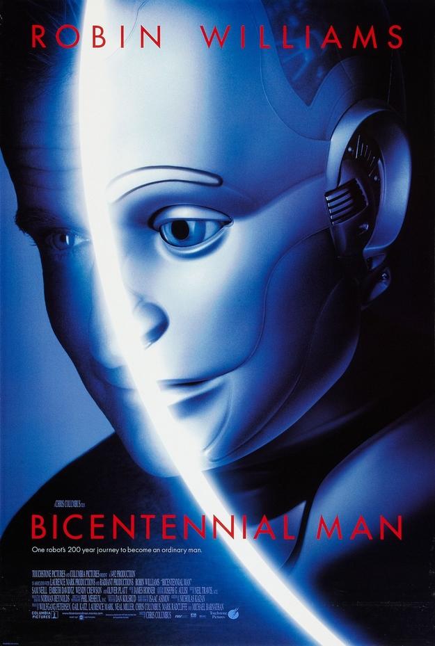 L'homme bicentenaire - affiche