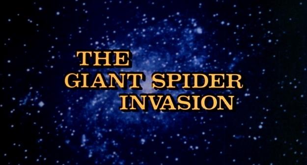 invasion des araignées géantes - générique