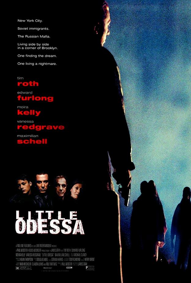 Little Odessa - affiche
