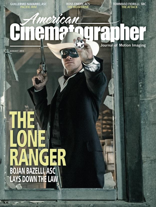 Lone Ranger - American Cinematographer