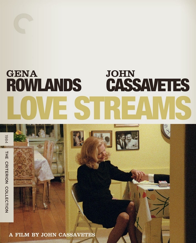 Love Streams - The Criterion Collection