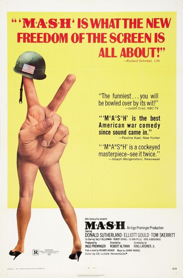 MASH - affiche