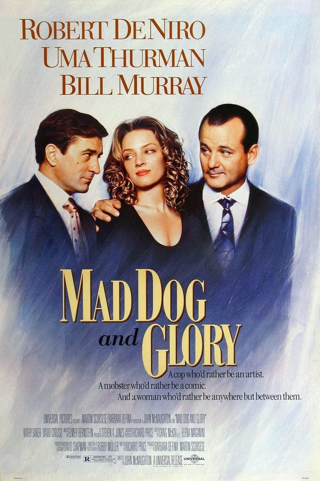 Mad Dog and Glory - affiche
