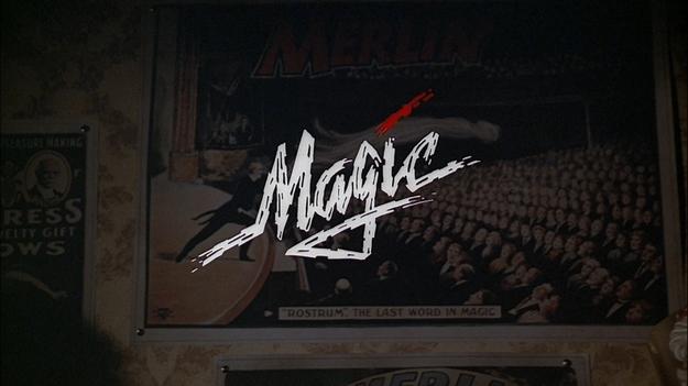 Magic - générique
