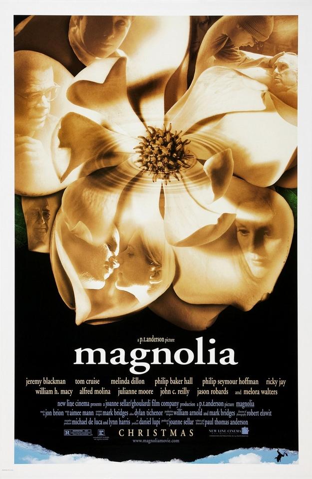 Magnolia - affiche