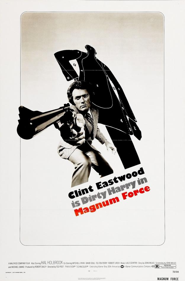 Magnum Force - affiche
