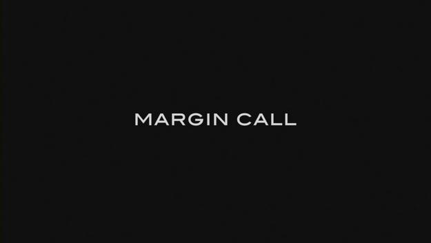Margin Call - générique