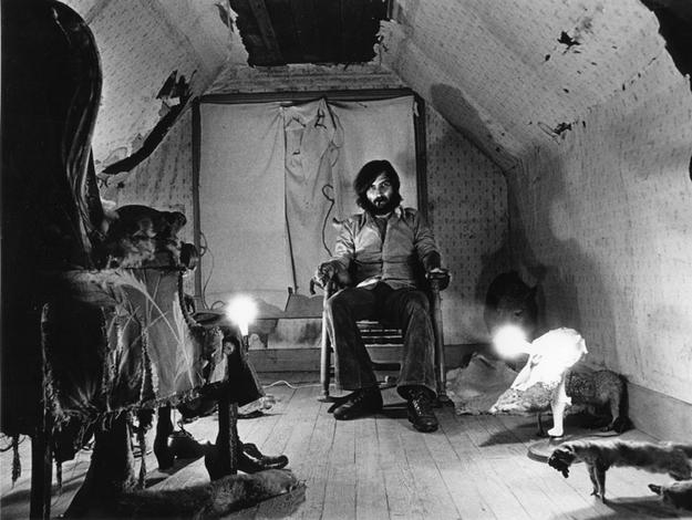 Massacre à la tronçonneuse - photo de tournage