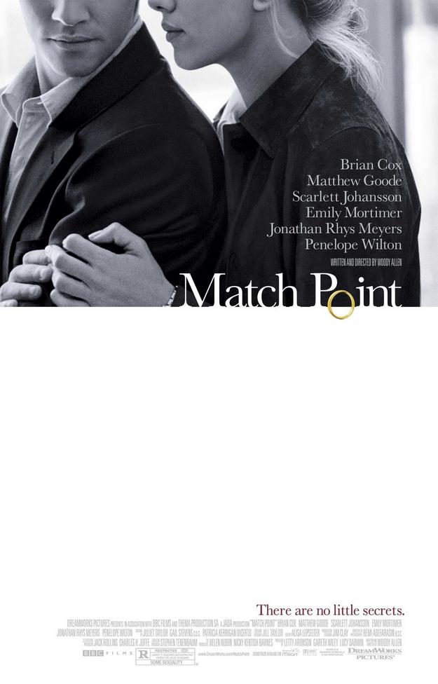Match Point - affiche