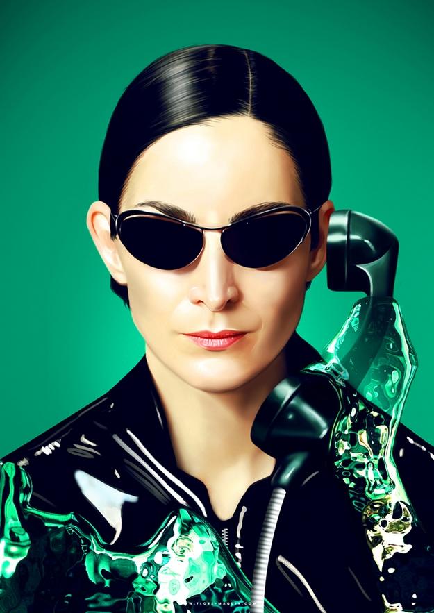 Matrix - Flore Maquin
