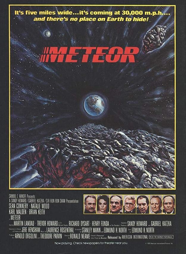 Meteor - affiche