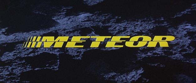 Meteor - générique