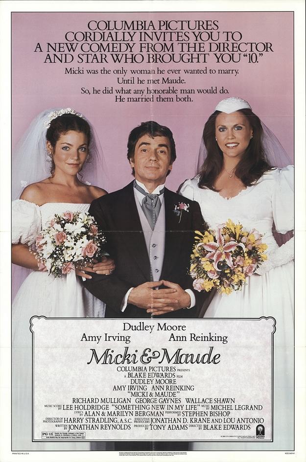 Micki et Maude - affiche