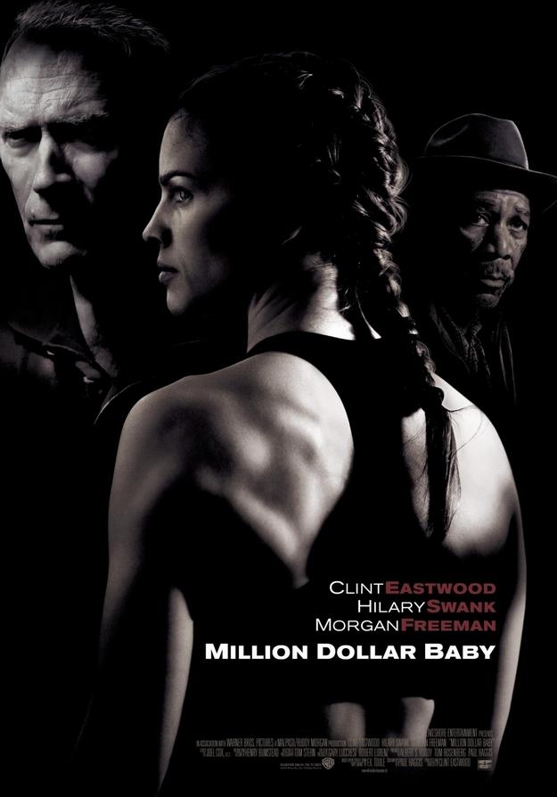 Million Dollar Baby - affiche