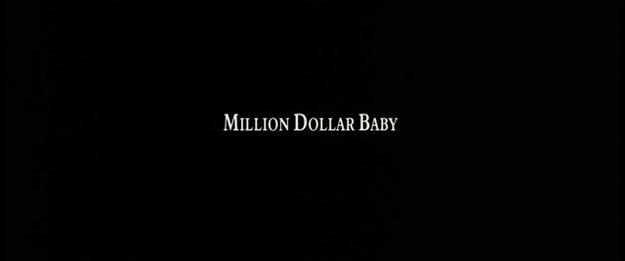 Million Dollar Baby - générique