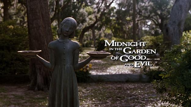 Minuit dans le jardin du bien et du mal - générique