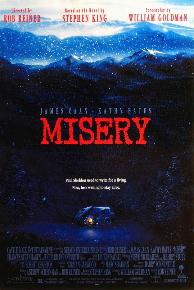 Misery - affiche