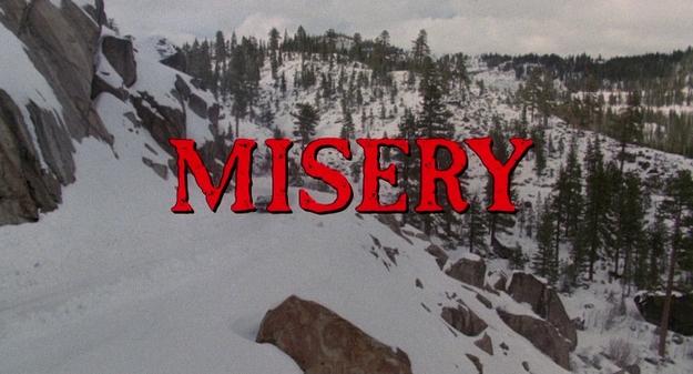 Misery - générique