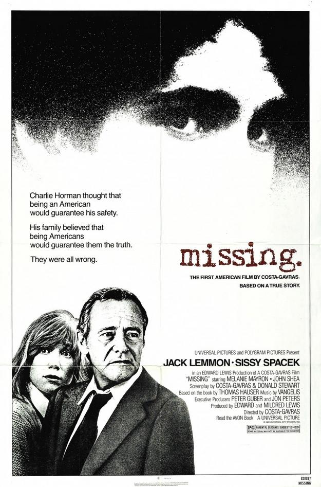 Missing - affiche