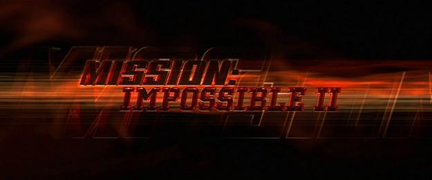 Mission impossible 2 - générique