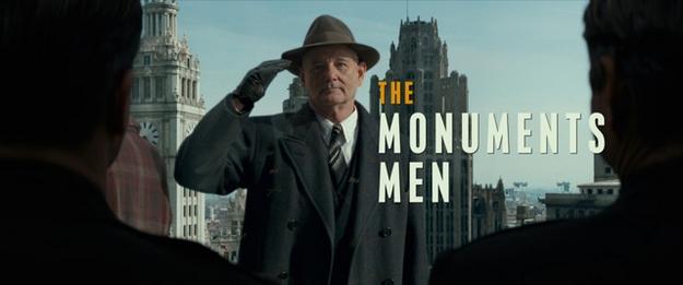 Monuments Men - générique