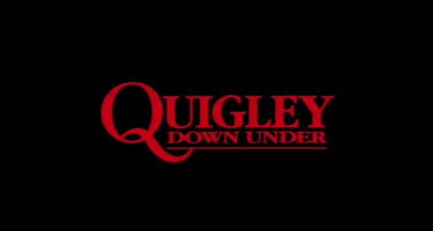 Mr Quigley l'Australien - générique