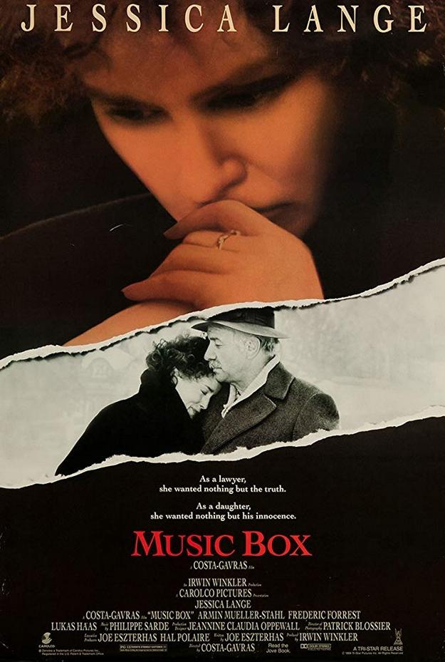 Music Box - affiche