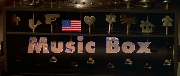 Music Box - générique