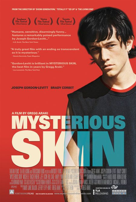 Mysterious Skin - affiche