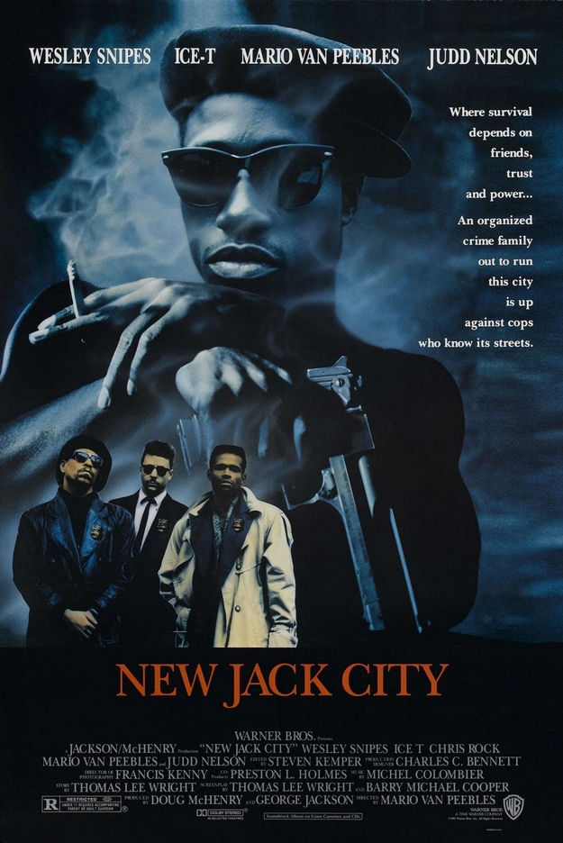 New Jack City - affiche