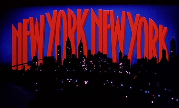 New York, New York - générique