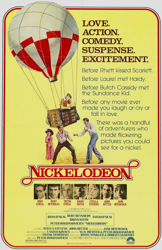 Nickelodeon - affiche