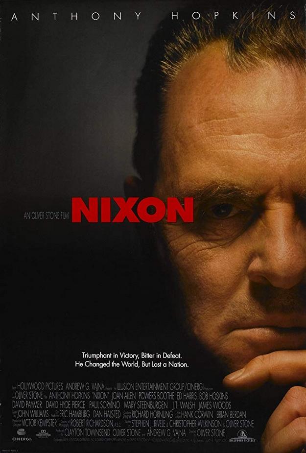 Nixon - affiche
